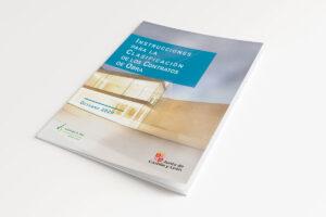 Instrucciones de Clasificación de los Contratos de Obra